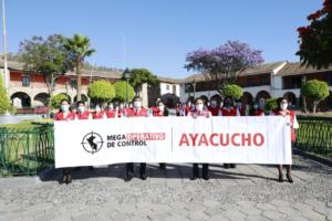 MEGAOPERATIVO DE CONTROL EN AYACUCHO EXAMINARÁ EJECUCIÓN DE S/ 524 MILLONES EN ENTIDADES PÚBLICAS.